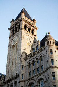 Old Post Office Tower and Complex