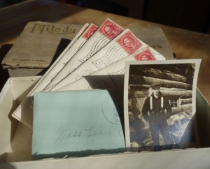 Love letters from Wisconsin, 1923-1925