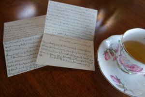 Love Letters from Wisconsin Lumber Camps