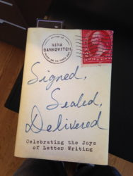 Celebrating the Joys of Letter Writing