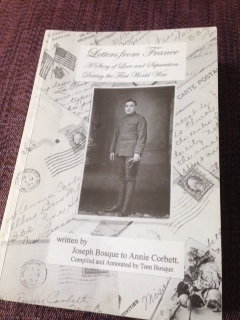 Letters from France 1917 – 1919