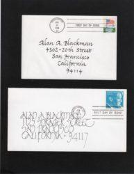 Letters to Myself: Alan Blackman