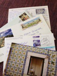 The Missing Postmarks