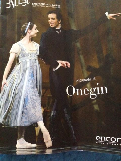 Onegin Ballet