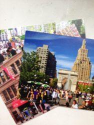 Postcards from Manhattan