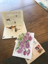A Random Letter in the Mail